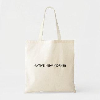 Sac Newyorkais indigène