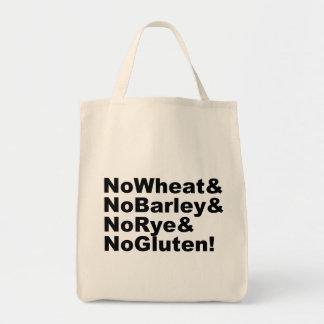 Sac NoWheat&NoBarley&NoRye&NoGluten ! (noir)