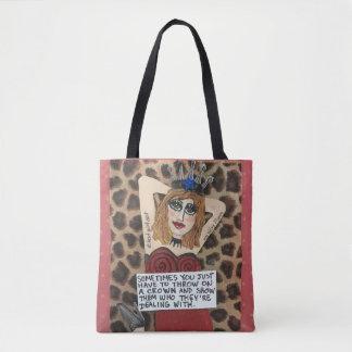 Sac-PARFOIs de Fourre-tout VOUS DEVEZ SIMPLEMENT Tote Bag