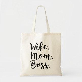 Sac patron de maman d'épouse