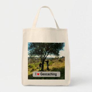 Sac Peau d'arbre : Geocaching