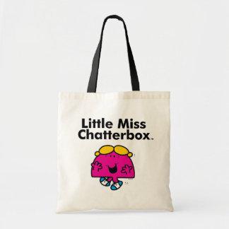 Sac Petite petite Mlle Chatterbox de la Mlle | est si