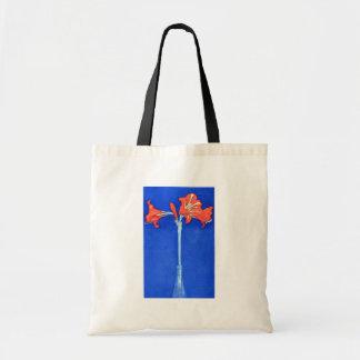Sac Piet Mondrian - peinture de fleur de beaux-arts