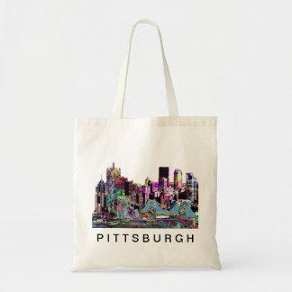 Sac Pittsburgh dans le graffiti