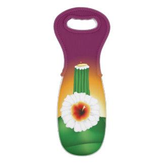 Sac Pour Bouteilles De Vin Fleur de cactus