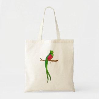 Sac Quetzal mignon d'oiseau