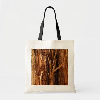 Sac Regard en bois d'écorce texturisé par cèdre