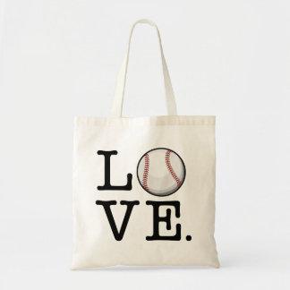 Sac Répandez le fan de base-ball de l'amour | de