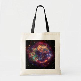 Sac Reste de supernova de galaxie de Cassiopeia
