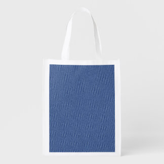 Sac Réutilisable Blues-jean fraîches de denim