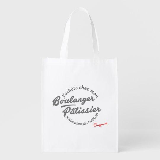 Sac Réutilisable Boulanger