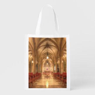 Sac Réutilisable Chapelle nationale de Bethlehem de cathédrale de