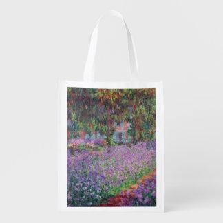 Sac Réutilisable Claude Monet | le jardin de l'artiste chez Giverny