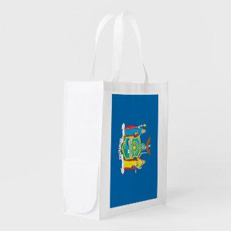 Sac Réutilisable Drapeau de NEW YORK -