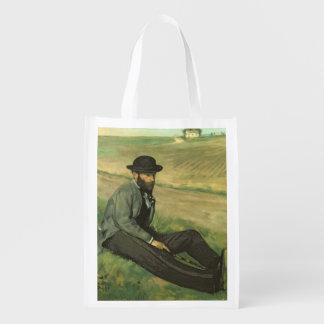 Sac Réutilisable Edgar Degas   Eugene Manet