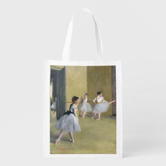 Sac Réutilisable Edgar Degas | le foyer de danse
