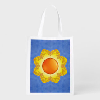 Sac Réutilisable Emballages réutilisables colorés du marché de sacs