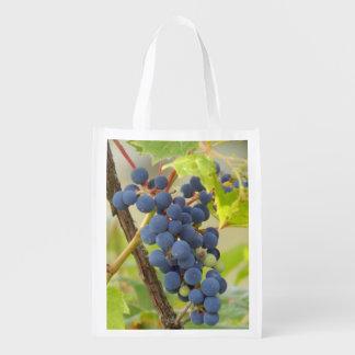 Sac Réutilisable Épicerie réutilisable Bab de raisins