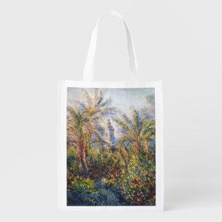Sac Réutilisable Jardin de Claude Monet | dans Bordighera