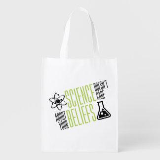 Sac Réutilisable La Science ne s'inquiète pas