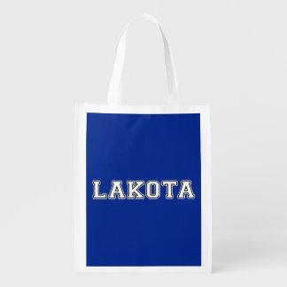 Sac Réutilisable Lakota