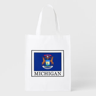 Sac Réutilisable Le Michigan
