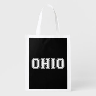 Sac Réutilisable L'Ohio