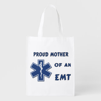 Sac Réutilisable Maman d'EMT