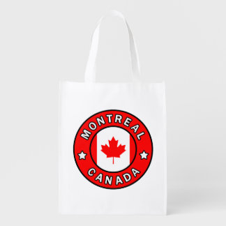 Sac Réutilisable Montréal Canada