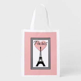 Sac Réutilisable Paris
