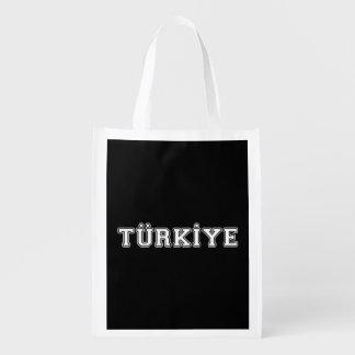 Sac Réutilisable Türkiye
