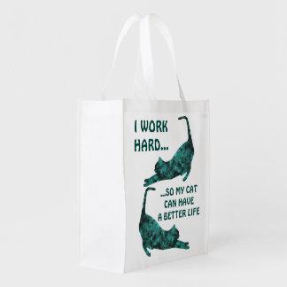 Sac Réutilisable Une meilleure vie pour mes emballages