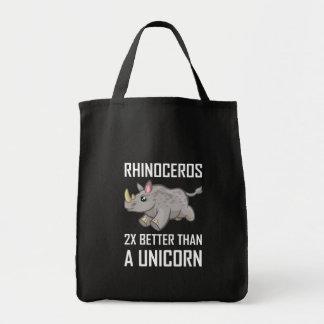Sac Rhinocéros meilleur que la licorne
