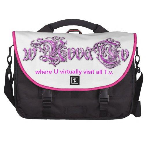 sac rose d'ordinateur portable de wUvvaTv Sacoche Ordinateurs Portables