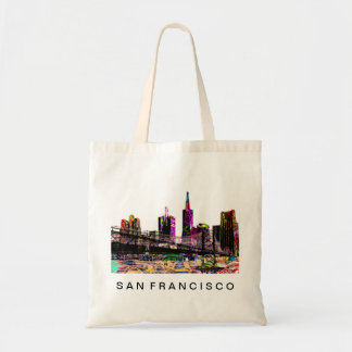 Sac San Francisco dans le graffiti
