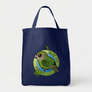 Sac Sauvez le Kakapo