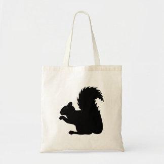 Sac Silhouette d'écureuil