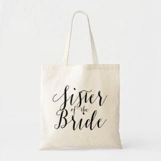 Sac Soeur du mariage de jeune mariée
