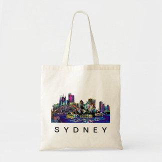 Sac Sydney dans le graffiti