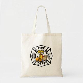 Sac Thanksgiving de sapeur-pompier