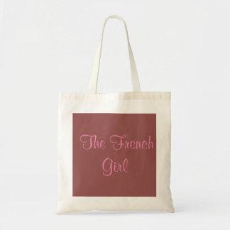 Sac The French Girl-Tote Bag