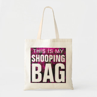 Sac This i My Shopping Bag
