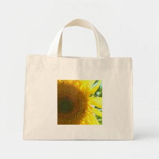 Mini Tote Bag Sac - tournesol