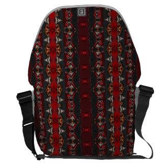 Sac tribal de banlieusard d'ordinateur portable de sacoches