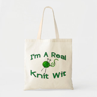 Sac Un vrai esprit de Knit