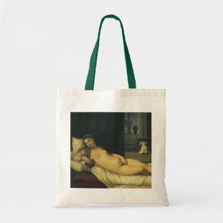 Sac Vénus d'Urbino par Titian, art de Renaissance