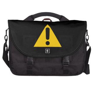 Sac vigilant d'ordinateur portable sacoche pour ordinateur portable