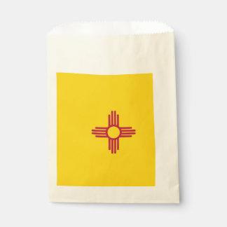 Sachets En Papier Favorisez le sac avec le drapeau de l'état du