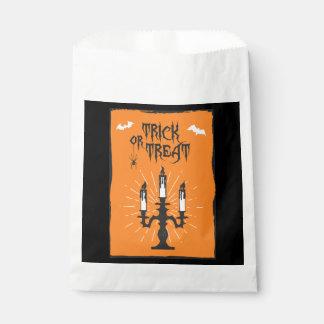 Sachets En Papier Halloween mire le sac de faveur