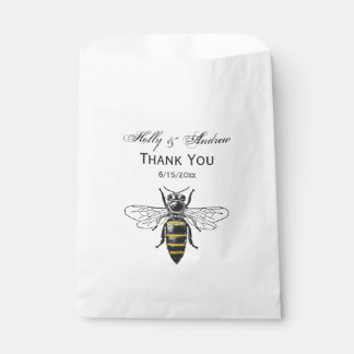 Sachets En Papier Manteau de l'abeille #2 des bras vintage